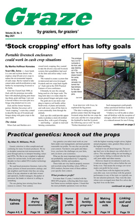 May 2021 digital back issue
